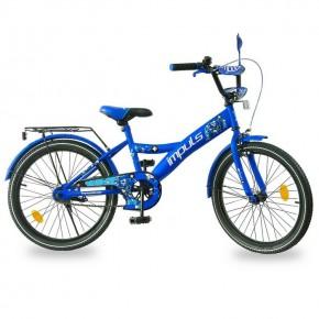 Велосипед детский Impuls Beaver 20 дюймов синий