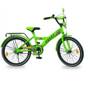 Велосипед детский Impuls Beaver 20 дюймов салатовый