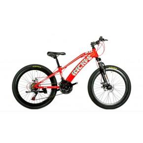 Велосипед Impuls Arrow 24 red