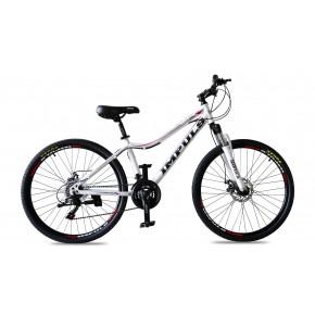 Велосипед Impuls Holly 24 бело-розовый (Импульс Холли)