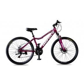 Велосипед Impuls Holly 24 малиновый (Импульс Холли)