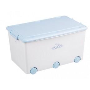 Ящик для игрушек Tega Little Bunnies