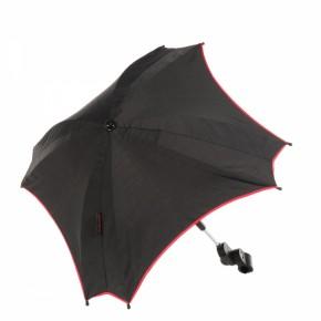 Зонт Junama черно-красный