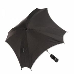 Зонт Junama черно-серебрянный