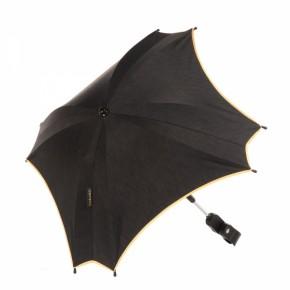 Зонт Junama черно-золотой