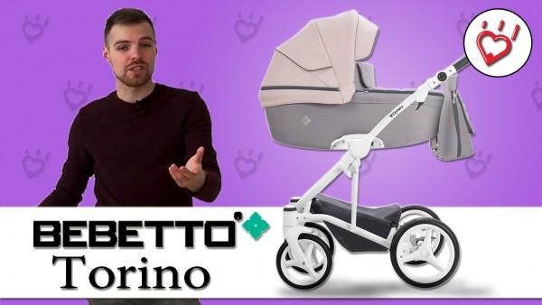 Видео обзор детской коляски 2 в 1 Bebetto Torino